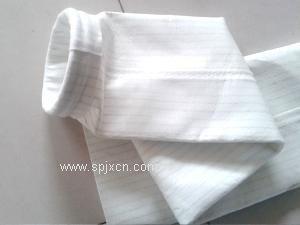 抗静电布袋防静电布袋除尘器布袋木器、粉煤灰工业涤纶布袋除尘器