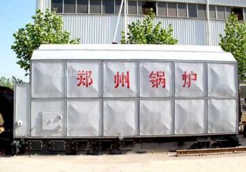 6噸燃煤蒸汽鍋爐