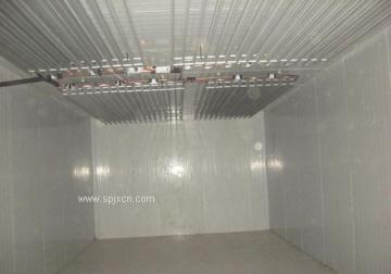铝排管冷库性能介绍
