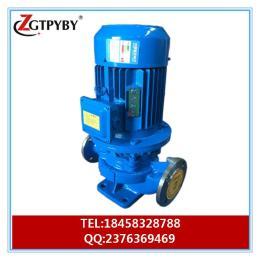 立式不锈钢管道泵 高扬程大流量离心泵 立式不锈钢管道泵厂家