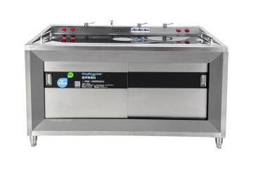节能环保厨房设备超声波果蔬解毒清洗机