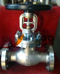 波纹管截止阀WJ41W-150LB