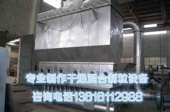 水分散粒劑沸騰流化床干燥機,水分散粒劑造粒機,WDG農藥水分散粒劑生產線