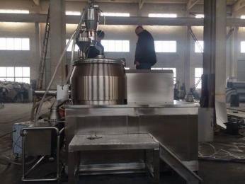 销售 产品GHL400高速湿法混合制粒机