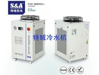 西门子磁共振扫描仪冷水机CW-6200制冷量达5.1KW