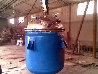 便宜供應二手9成新2噸高壓反應釜,15公斤壓力反應釜