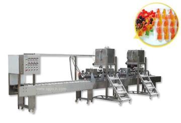 异形棒棒糖成形包装机