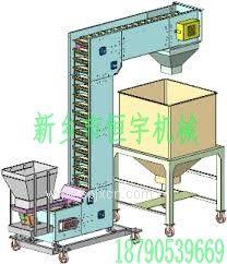 米粉不锈钢节能斗式提升输送机