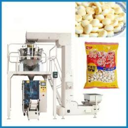 PLC电脑控制屏包装机器 自动食品打包装机械 立式颗粒包装机