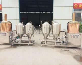 中酿机械,专业生产啤酒澳门新葡京线上官网,各型号糖化罐发酵罐清酒罐均售