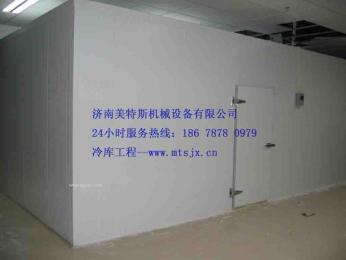 河北小型干活贮藏专用冷库设计安装,冷库工程造价