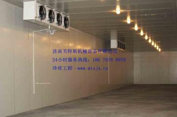 山东冷库,海鲜加专用冷库 ,聚氨酯库板批发
