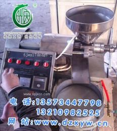 葵花籽榨油机菜籽榨油机家用花生榨油机豆腐机械