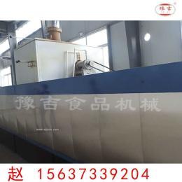 豫吉食品机械隧道式电烤炉
