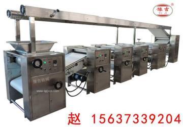 豫吉食品机械全自动饼干生产线