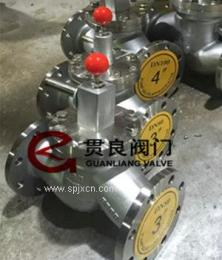 不锈钢紧急切断电磁阀/燃气紧急切断阀原理
