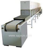 麦皮微波烘干设备 麸皮微波干燥机