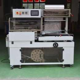 全自动透明膜L型封切包装机