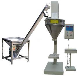 自动定量粉剂包装机(半透明料仓)