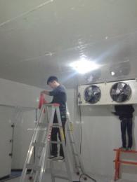 溫州海鮮冷庫安裝 冷庫免費設計