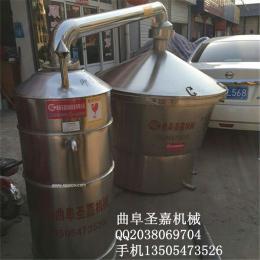 陕西纯粮蒸酒设备直销商 直烧式酿酒设备价格