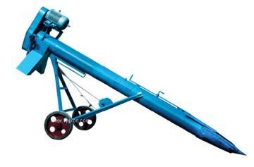 螺旋式輸送裝包機 絞龍裝包機