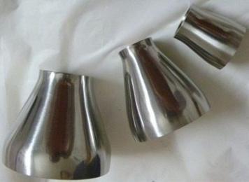 304不锈钢卫生级对焊接式大小头