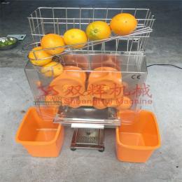 全自动榨橙汁机(榨果汁机)ZZ-2000E2