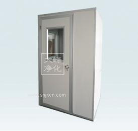 三门风淋室 风淋室净化设备 苏州首选净化风淋 风淋室电子锁