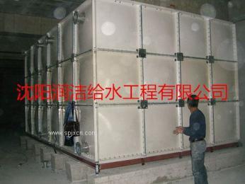 抚顺玻璃钢水箱报价,工业设备采购,参数 润洁】