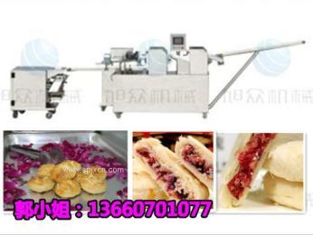 旭眾SZ-09B鮮花酥餅機