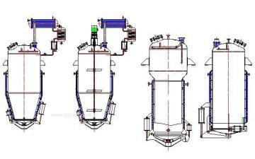 TQ-6000L多功能植提罐
