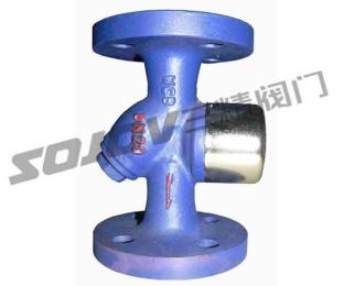CS49H圆盘式法兰蒸汽疏水阀,热静力式疏水阀
