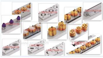 全自动双色曲奇机/全自动曲奇蛋糕机