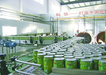 香蕉牛奶饮料设备|2000罐香蕉牛奶饮料全套生产设备供应