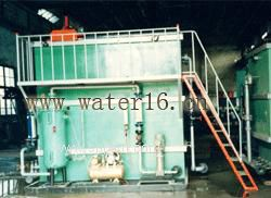 YF一體化溶氣氣浮裝置,工業油污水處理除BOD,COD固液分離設備