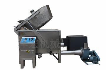 澤宏機械ZHRM-燃煤半自動油炸機