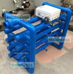 漁悅工廠污水處理設備泳池設備紫外線殺菌燈AUV30-8
