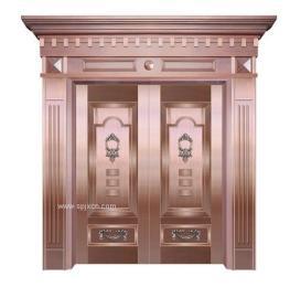 富之源銅門信譽好的銅門銷售商 福州銅門