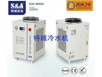 特域冷水机是激光剥离机有力的左膀右臂