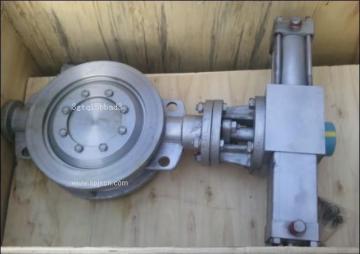 船用日标德标美标液压遥控蝶阀GB/T3036-1994