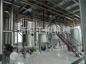 油脂加工成套設備|油脂精煉設備