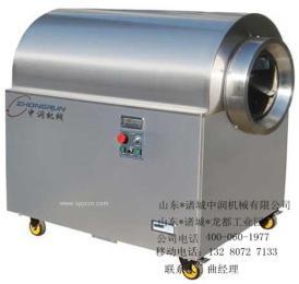 不锈钢板栗炒制设备 榛子炒货机 腰果炒货机