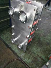 上海食品级酿酒设备生产线配套304不锈钢板式换热器厂家