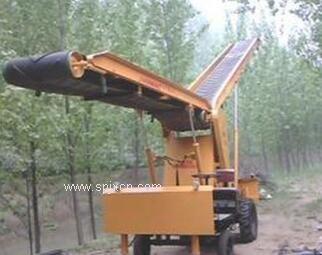 双翼式输送机-蝶式装车输送机  荆州衡通专业生产