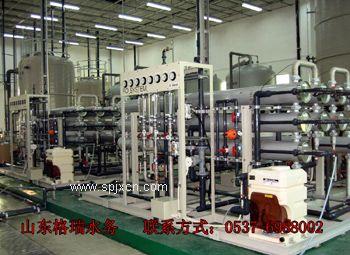 反渗透纯水设备的10大维护保养技巧