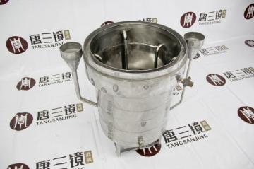 唐三镜酒械酿酒设备材质的优势