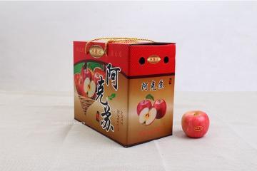 阿克苏苹果包装盒推荐|个性精品礼盒