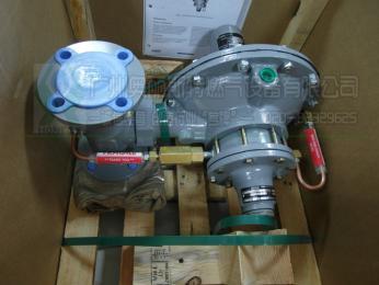 美国FISHER 99型工业燃气减压阀/调压器