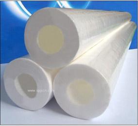 净水设备过滤芯40寸PP棉熔喷滤芯5um保安过滤器专用过滤棉芯